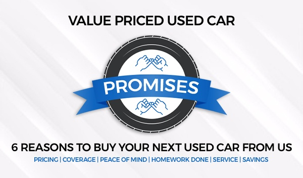 Value Priced Used Car